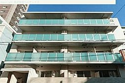 東京都台東区三ノ輪の賃貸マンションの外観