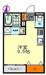 塩釜口駅 5.4万円