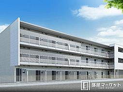 JR東海道本線 西岡崎駅 徒歩7分の賃貸アパート