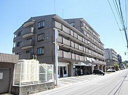 福岡県太宰府市石坂1丁目の賃貸マンションの外観