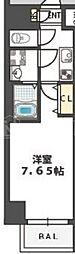 ETC福島[10階]の間取り