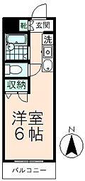 ミラージュ7[5階]の間取り
