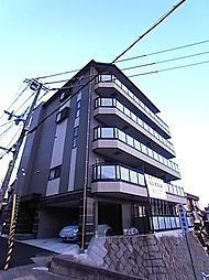 兵庫県神戸市中央区中島通4丁目の賃貸アパートの外観