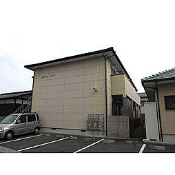 福岡県中間市扇ヶ浦4丁目の賃貸アパートの外観