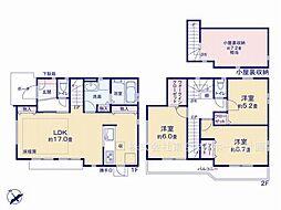 中河原駅 4,580万円