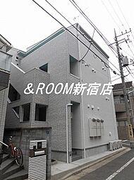 パークFLATS桜川[301号室]の外観