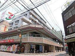 平和ビル松が枝マンション[6階]の外観