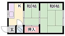 大倉山駅 2.8万円