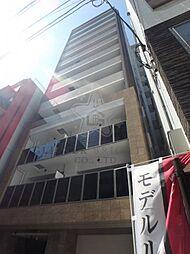 大阪府大阪市中央区西心斎橋2丁目の賃貸マンションの外観