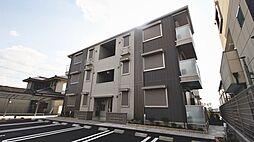 大阪府堺市西区家原寺町1丁の賃貸アパートの外観