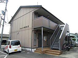 セジュール井原の里 B棟[1階]の外観