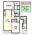 間取り,2LDK,面積57.26m2,賃料6.0万円,JR常磐線 東海駅 徒歩32分,,茨城県那珂郡東海村白方