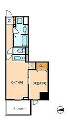 (仮)八州ビル 新築工事[7階]の間取り