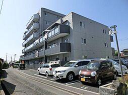 愛知県北名古屋市井瀬木の賃貸マンションの外観