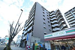兵庫県伊丹市宮ノ前2丁目の賃貸マンションの外観