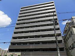 大阪府大阪市福島区海老江1の賃貸マンションの外観