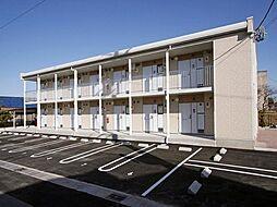愛知県あま市七宝町鷹居1丁目の賃貸アパートの外観