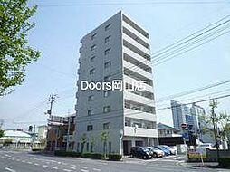 岡山県岡山市北区昭和町の賃貸マンションの外観