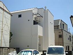 愛知県名古屋市瑞穂区仁所町1の賃貸アパートの外観