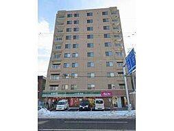 北海道札幌市東区北二十三条東1丁目の賃貸マンションの外観