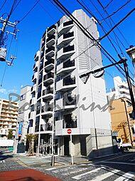 神奈川県横浜市西区中央2丁目の賃貸マンションの外観