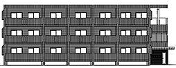 (仮称)延岡・野田町マンション[102号室]の外観