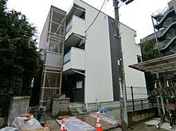 東京都板橋区大山金井町の賃貸アパートの外観