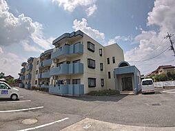 ファミールコミヤマ[2階]の外観