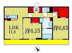 稲毛駅 9.2万円