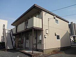 コーポカワイII[1階]の外観