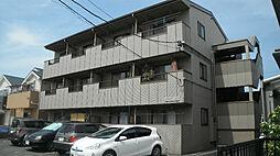 愛知県知多市新知台1丁目の賃貸アパートの外観