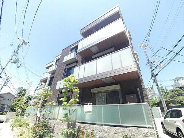 兵庫県神戸市東灘区住吉東町3丁目の賃貸アパート