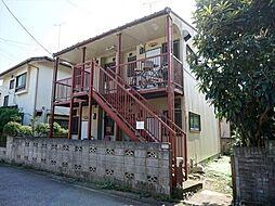 美和荘[1階]の外観