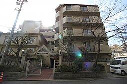 甲南シティハイム兵庫[5階]の外観