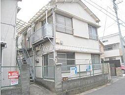 東京都国分寺市泉町1丁目の賃貸アパートの外観