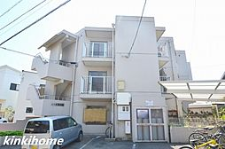 広島県広島市佐伯区美の里2丁目の賃貸マンションの外観