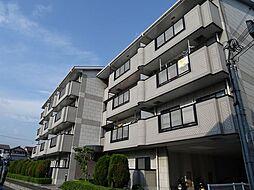 大阪府茨木市中河原町の賃貸マンションの外観