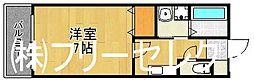 Aレガート博多駅[2階]の間取り