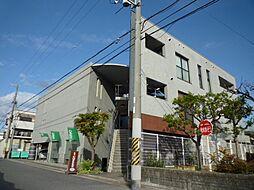 ライブコートMOZU[3階]の外観