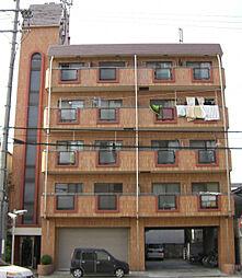 グローリーハイツ森田[4階]の外観