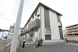 福岡県北九州市小倉北区日明3丁目の賃貸アパートの外観