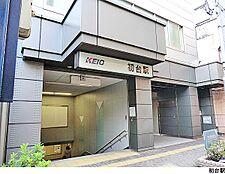 初台駅(現地まで640m)