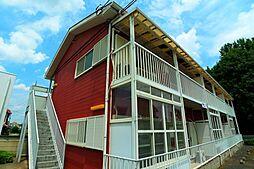 中島第三ハイツ[1階]の外観