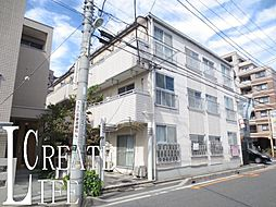 埼玉県さいたま市南区鹿手袋4丁目の賃貸マンションの外観
