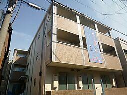 セゾンクレアスタイル新今里[301号室号室]の外観