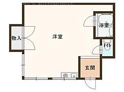 片町線 野崎駅 徒歩23分