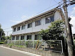 中嶋アパート[102号室]の外観