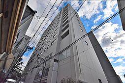 アーデンタワー福島ウエスト[12階]の外観
