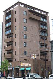 ラポール壱番堂[4階]の外観