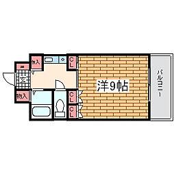 兵庫県神戸市西区玉津町今津の賃貸マンションの間取り